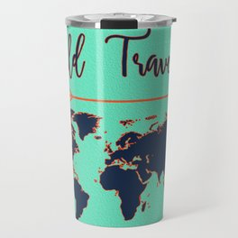 World Traveller Travel Mug