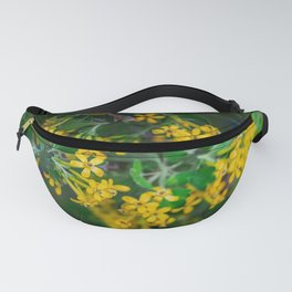 Yellow Blossoms 5 Fanny Pack