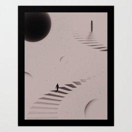 SOLIPSISM Art Print