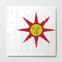 Do You Even Praise the Sun Metal Print