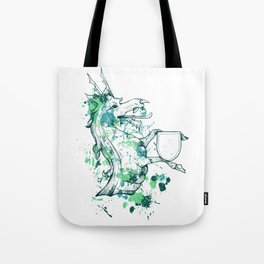 Herald - Dragon Shield Tote Bag