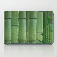 bamboo iPad Cases featuring Bamboo by Anne Seltmann