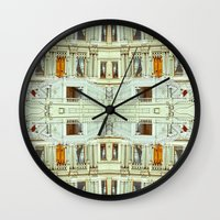 istanbul Wall Clocks featuring Istanbul by monasita