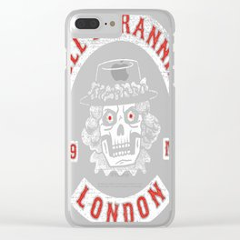 Hell's Grannies 1969 Clear iPhone Case
