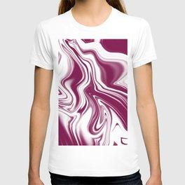 """ABSTRACT LIQUIDS XLVII """"47"""" T-shirt"""