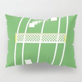 Pong Tennis Pillow Sham