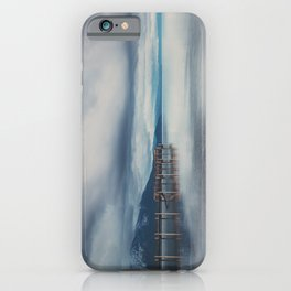 reflections in the water ...  iPhone Case