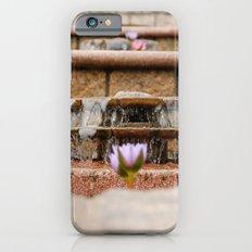Fountain Flowers Slim Case iPhone 6s