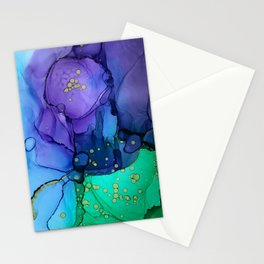 A Flower Grows In... Stationery Cards