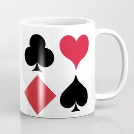 Playing Card Coffee Mug