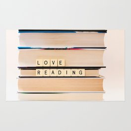 Love Reading Rug