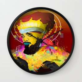 Mansa Musa Wall Clock