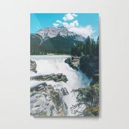 Summer Falls Metal Print