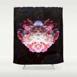 Exflowsion Shower Curtain