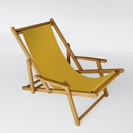 Simply Desert Gold Sling Chair