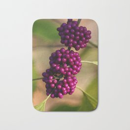 French Mulberry Bath Mat