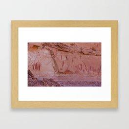 the grand gallery Framed Art Print