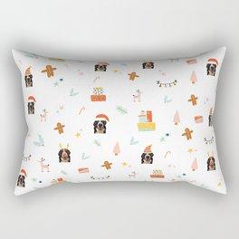 A Very Milla Christmas Rectangular Pillow