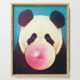 Panda Pop Serving Tray