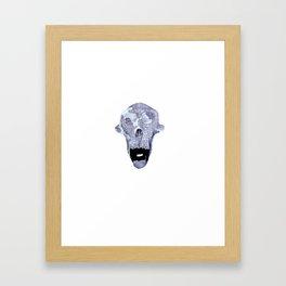 Perichoresis Framed Art Print