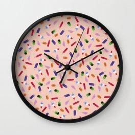 Ice Lollies Pop Wall Clock