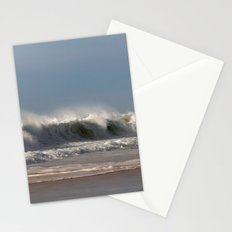 Strong Shorebreak Stationery Cards