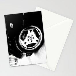 Aero Wheel, Saab 9-5 Stationery Cards