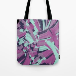 Twisting Nether Tote Bag