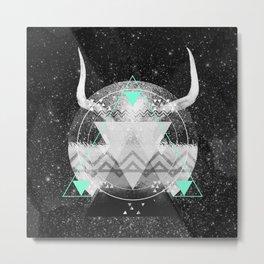 Galaxy Impala Metal Print