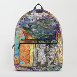 Cross of Time Backpack