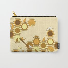 Queen of the Catacombs Carry-All Pouch