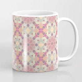 modern arabic pattern in pastel colors Coffee Mug