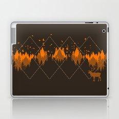 Tradicional Nature Pattern Laptop & iPad Skin