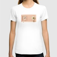 inception T-shirts featuring Easy Listening by Cassia Beck