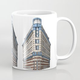 69 Leadenhall Street Sir Terry Farrell London Coffee Mug