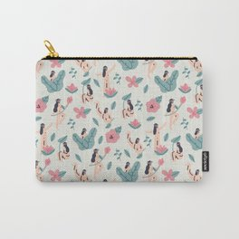 Natural Girls Carry-All Pouch