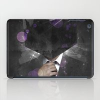 springsteen iPad Cases featuring Cube Head by Sitchko Igor