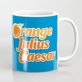 Orange Julius Caesar Coffee Mug
