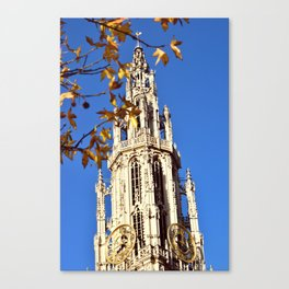 Take me to church Canvas Print