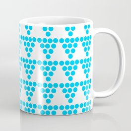 Abstraction from Cardium pottery 2 -abstraction,abstract,cardial,cardium pottery Coffee Mug