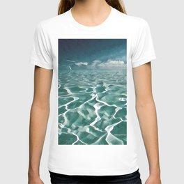 Sailing Ocean Blues T-shirt