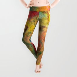Tulips Leggings