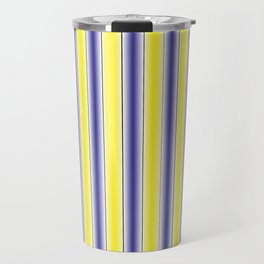 Complementary Series: 1. Purple and Yellow Gradient Travel Mug
