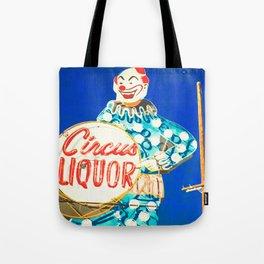 Circus Liquor - Burbank, CA Tote Bag