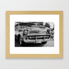 Oldtimer Framed Art Print