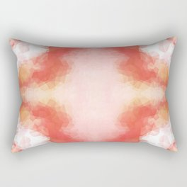 """Starfish"" geometric design Rectangular Pillow"