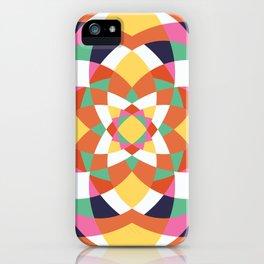 American Quilt #1 iPhone Case