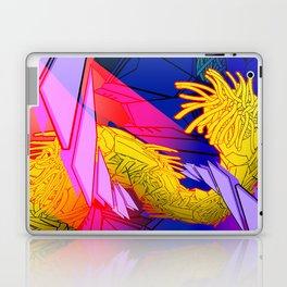AUTOMATIC WORM 7 Laptop & iPad Skin