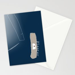 Plaster Stationery Cards