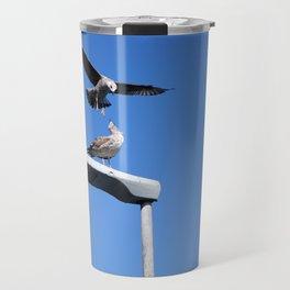 Seagull Travel Mug